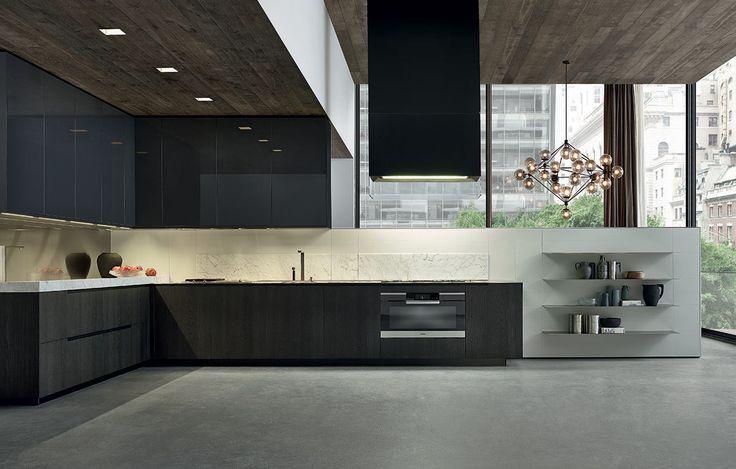 Varenna/Poliform: Phoenix kitchen