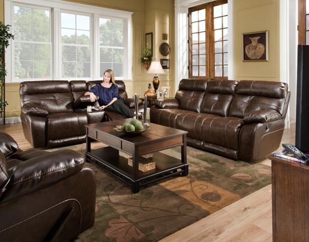 recline designs catnapper sevens sofa and loveseat
