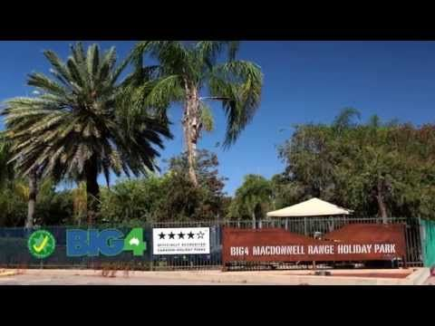 BIG4 MacDonnell Range Holiday Park, Alice Springs, NT - Holiday Accommodation, BIG4 Holiday Parks