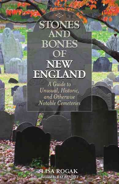 Whether it's for their solace and beauty or for the sense of history that seeps from the ground, cemeteries are fascinating places to visit, this spirited guide to burial grounds takes the reader to t