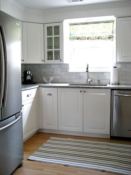 Ikea Kitchen Cabinet Handles Custom Cabinetry 55521007880918766 Benjamin Moore Simply White Paint ...