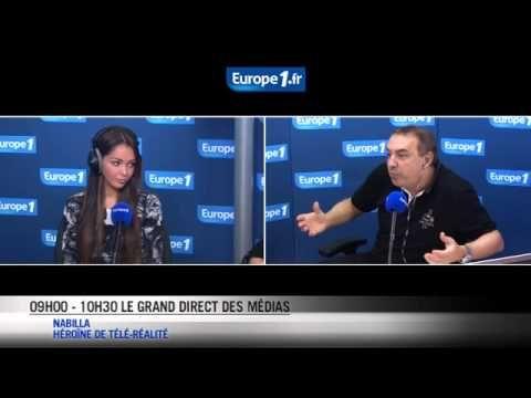 """Nabilla : """"Du jamais vu en France, c'était mon rêve"""""""