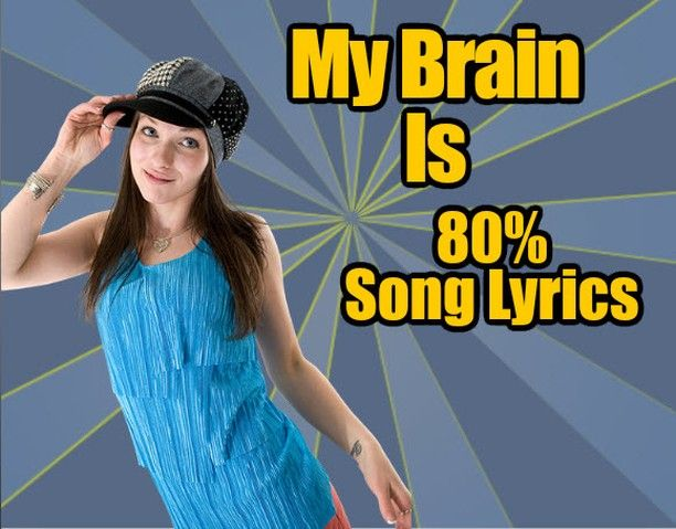#lovesinging I have a song for every occasion