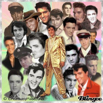 Elvis Presley Stamp Set Preview (Not all stamps pictured in preview) Attention all Elvis Presley fans!  Here's a collection of Elvis Presley stamps I'm sure you'll enjoy!  Feel free to use as many of these stamps as you like in your blingee creations.  Happy Creating, My Blingee Friends.   (Complete stamp set includes a total of 36 Elvis Presley stamps)