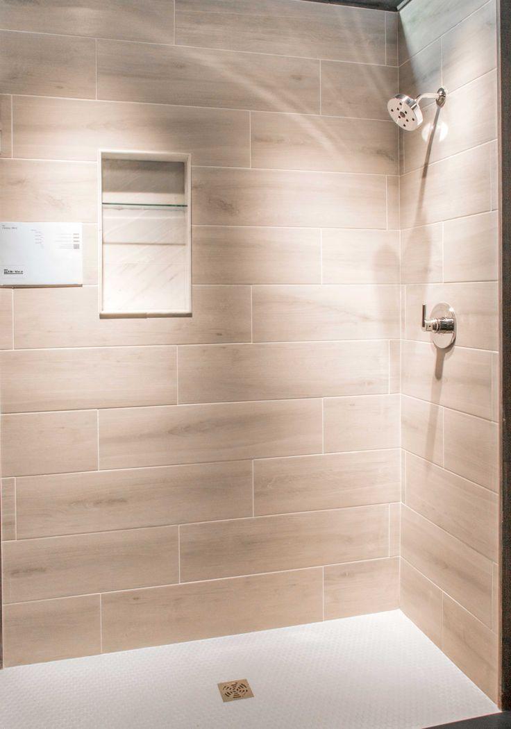 bathroom shower wall tile bosco cenere faux wood wall on wall tile id=70483