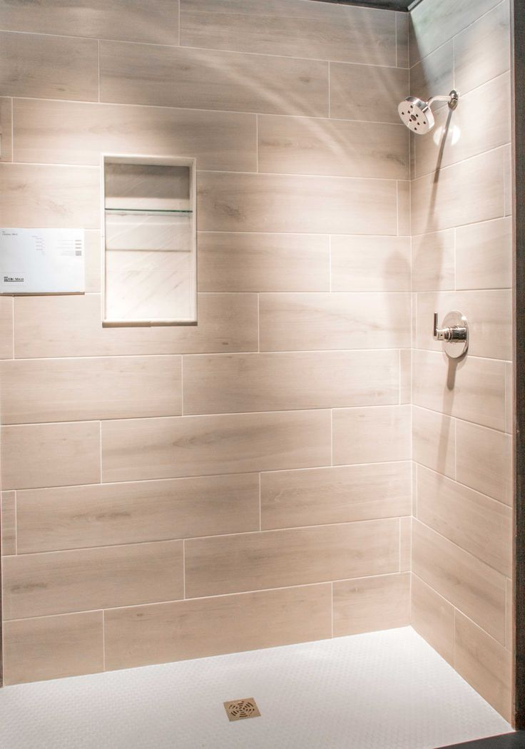 bathroom shower wall tile bosco cenere faux wood wall and floor tile. Black Bedroom Furniture Sets. Home Design Ideas