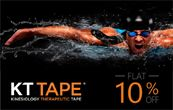 Flat 10% OFF on KT Tape - Works for Pain & sports injuries. Visit: safetykart.com