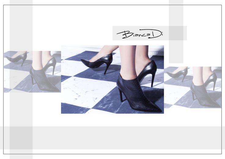 Bianca Di propone per la collezione Autunno/Inverno 2015 le #décolleté in pelle effetto cobra. #Must_have imperdibile! Acquista on-line i nostri modelli su www.biancadi.it/shop. Décolleté -> http://goo.gl/f8XayC  #NewCollection #ShopOnline #BiancaDi #FASHION #SHOES #EDITORIAL