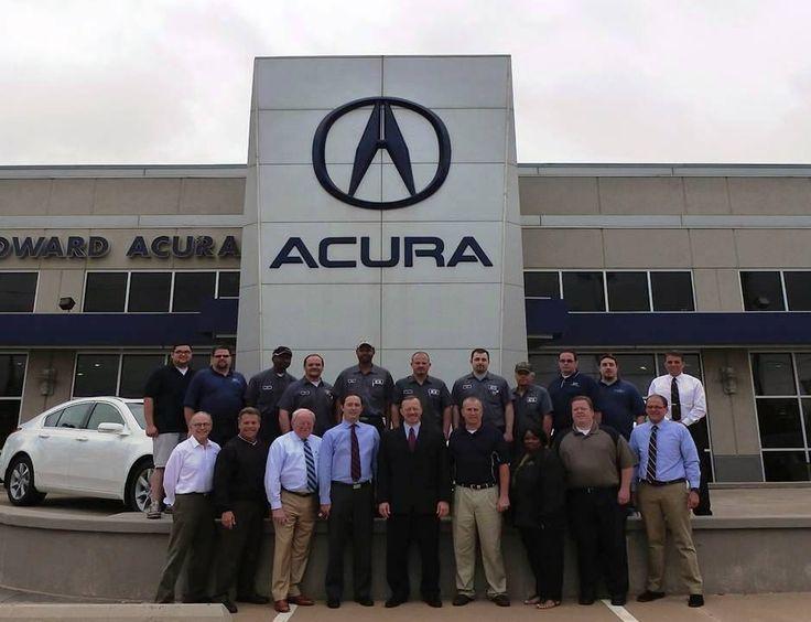 Welcome to Bob Howard Acura- Oklahoma