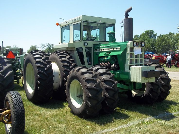 1 of 10 2255s | Oliver Tractors & Equipment | Pinterest ...