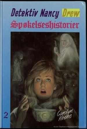 """""""Spøkelseshistorier"""" av Carolyn Keene"""