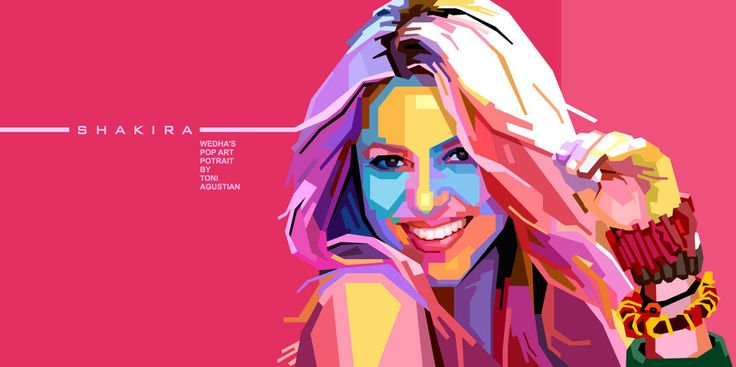 "WPAP - ""Whedha's Pop Art Portrait"" - Wedha Abdul RashidCelebrities Pop, Artists Life, Pop Art, Deviant Art, Toniagustian Deviantart Com, Digital Art, Art Piece, Beautiful Art, Art Portraits"