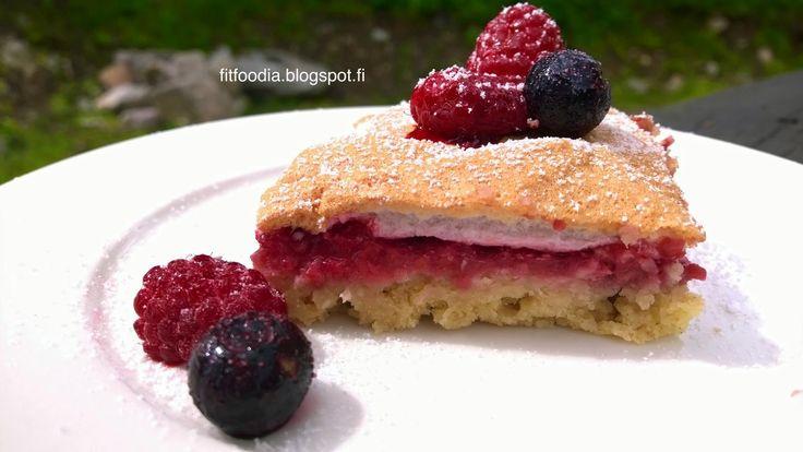 Get Fit Food: Brita-kakusta versio 2 ja muffinsseja samasta pohjasta.