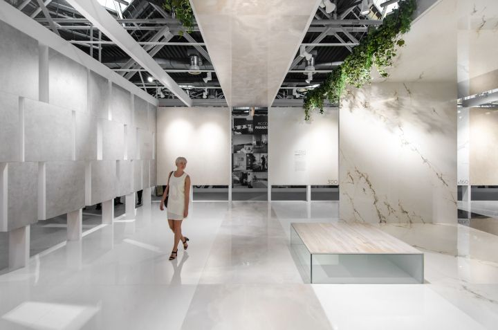 Ariostea GREENPAVILLION 014 by Marco Porpora Architect, Bologna – Italy » Retail Design Blog