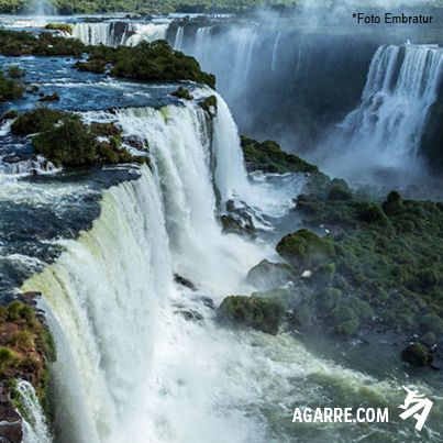 Foz do Iguaçu - Pacotes a partir de 10x de R$63