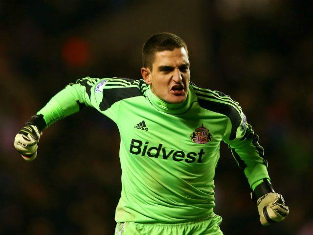 Vito Mannone: 'Arsenal don't enjoy trip to Sunderland'