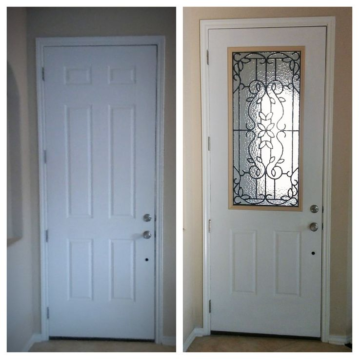 Before and After pictures of door remodel in San Antonio TX. For this project & 64 best Door Remodel images on Pinterest | Entrance doors Front ...