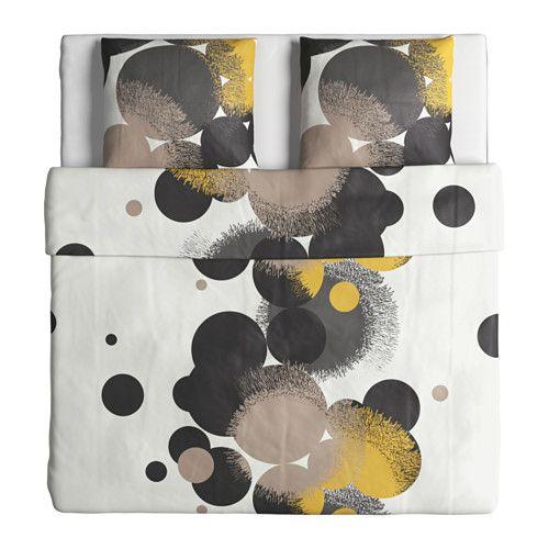 17 meilleures id es propos de couette jaune sur for Ikea housse de couette 240x220
