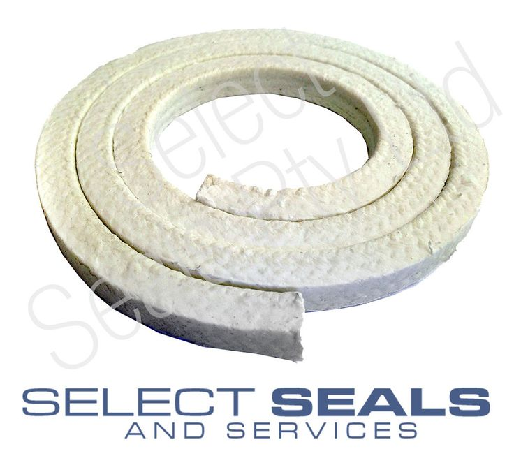 "PTFE Pump Gland Packing - 5/8"" 1 Meter #SelectSealsAndServices"