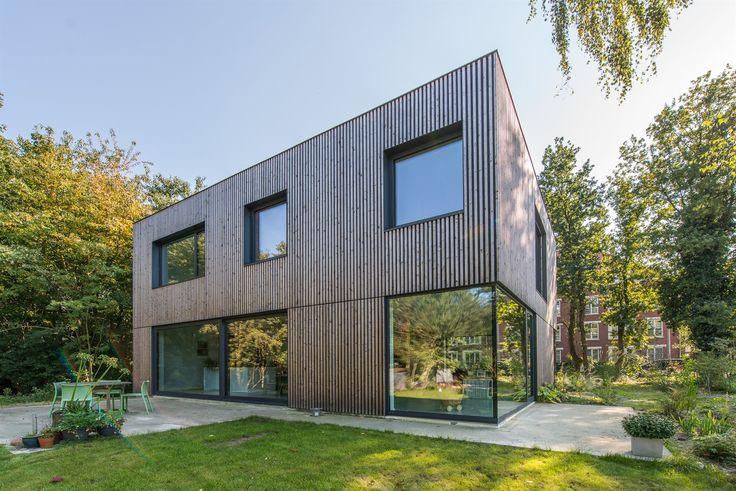 Lage-Energiewoning houtskeletbouw Herentals   Energiezuinig bouwen met Arkana