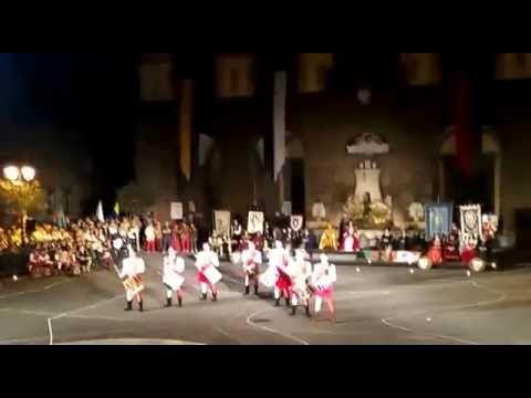 "Contrada San Biagio Nepi 2016 - ""Gara Dei Tamburini"""