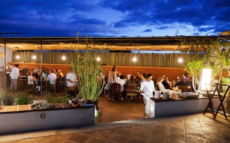 Oaxaca Mexico Food City