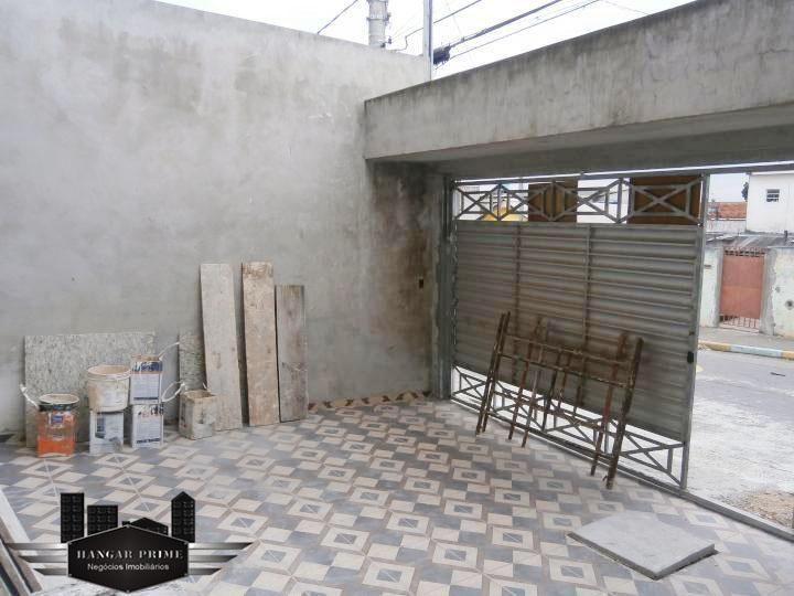 Sobrado para Venda, São Paulo / SP, bairro Artur Alvim, 3 dormitórios, 1 suíte, 2 garagens, área construída 100