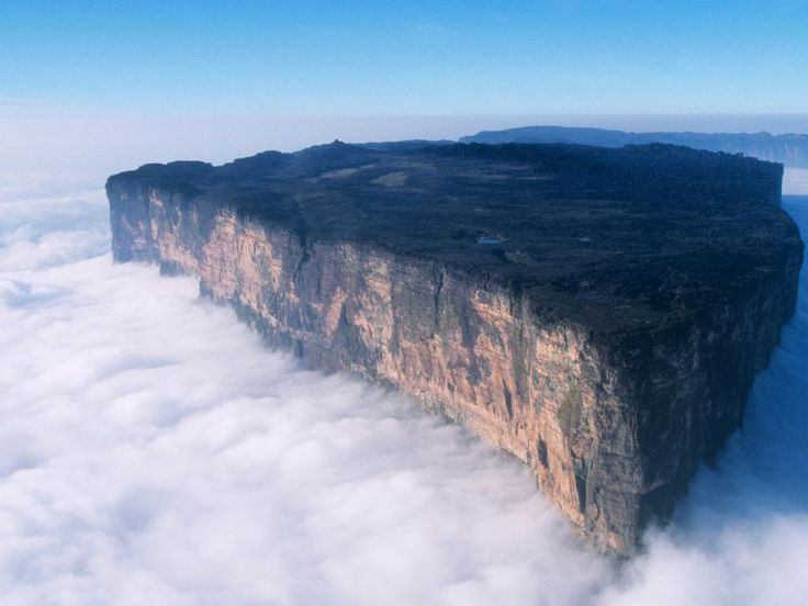 Mount Roraima, Gran Sabana, Venezuela - one of the oldest known geological formations in the world. Picture: Getty Images