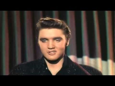 I repined this because who doesn't love the king of rock in roll at Christmas time? Elvis Presley - Here Comes Santa Claus - HD video