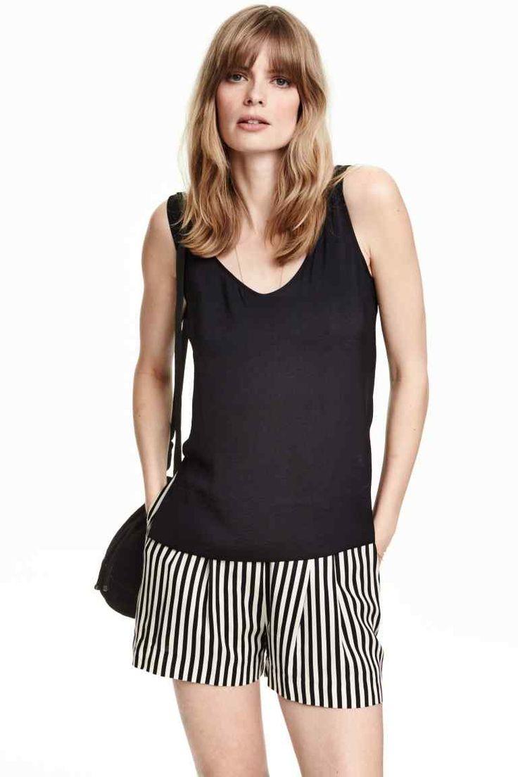 Shorts a vita alta | H&M