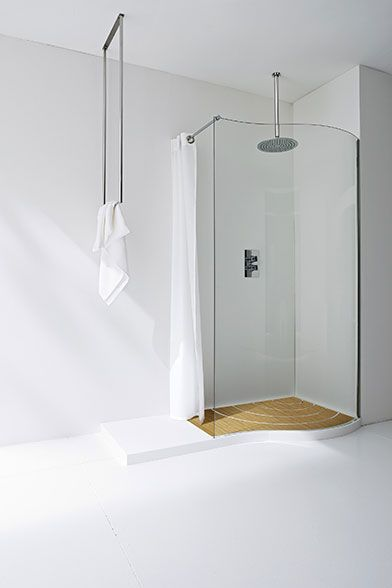 1-bar towel rack / ceiling / steel BOMA by Imago Design ... on Modern Boma Ideas id=81970