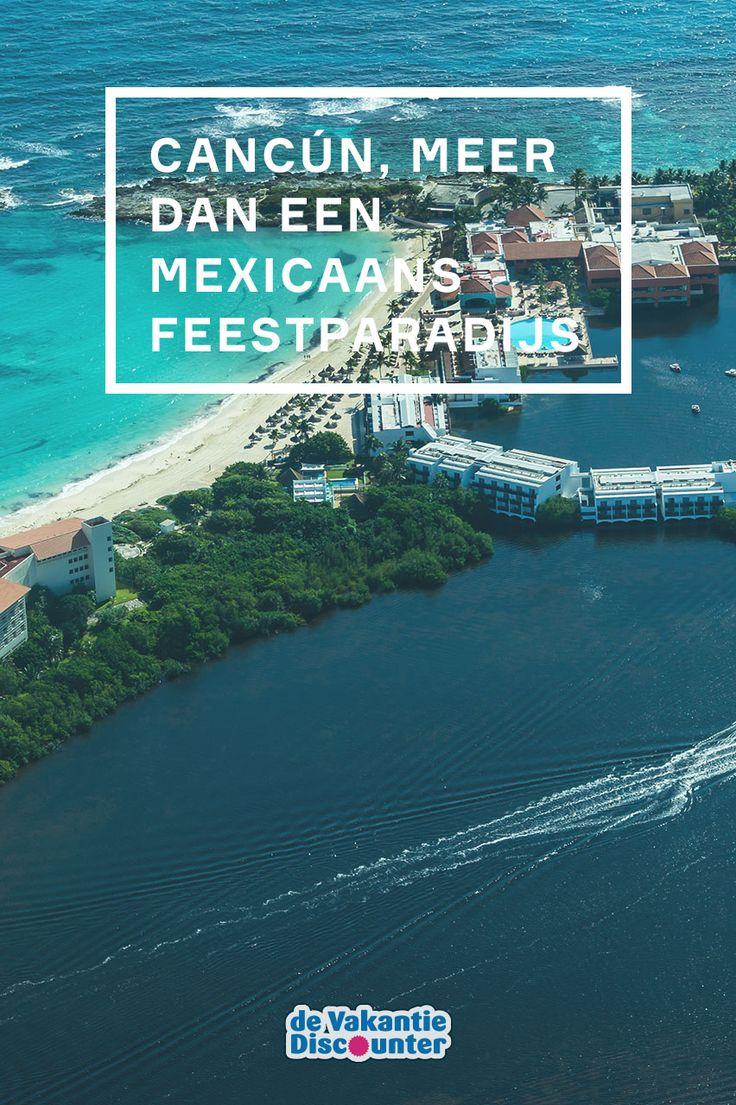 De Mexicaanse vakantiebestemming Cancún heeft een feestreputatie. En dat klopt ook wel. Je vindt er een groot aanbod aan restaurants, bars en nachtclubs die behoren tot de beste ter wereld. Lichtshows en spectaculaire optredens zijn hier eerder regel dan uitzonderingen. Toch is dit niet het enige dat dit populaire oord te bieden heeft. Ook voor een relaxte zonvakantie ben je hier aan het juiste adres!