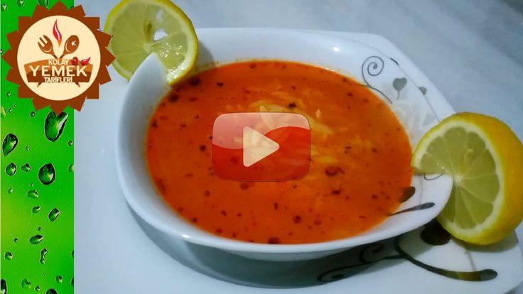 Arpa Şehriye Çorbası Tarifi – Kolay Yemek Tarifleri: Yemek Tarifleri kategorisinde farklı… #YemekTarifleri #arpaşehriyeçorbasıtarifivideo