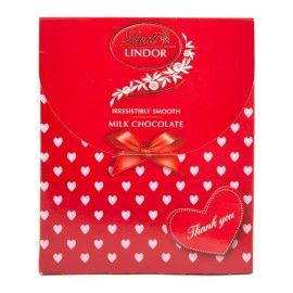 Lindt Lindor Milk Chocolate 125g