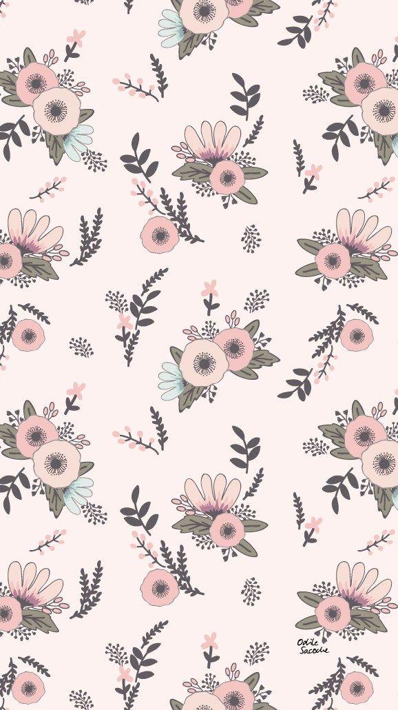 Wallpaper desktop iPhone 6 flower