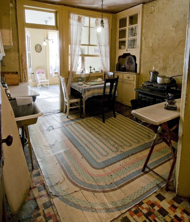 1000+ Images About Linoleum Rugs C. 1920s-1950s On