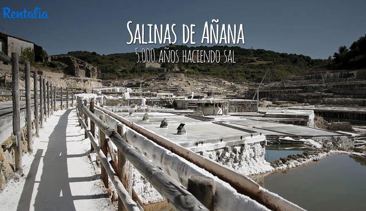 """Capítulo 06 - """"Salinas de Añana, 5.000 años haciendo sal"""""""