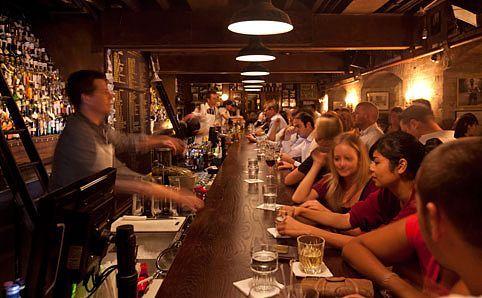Baxter Inn. 7th best bar in the world!