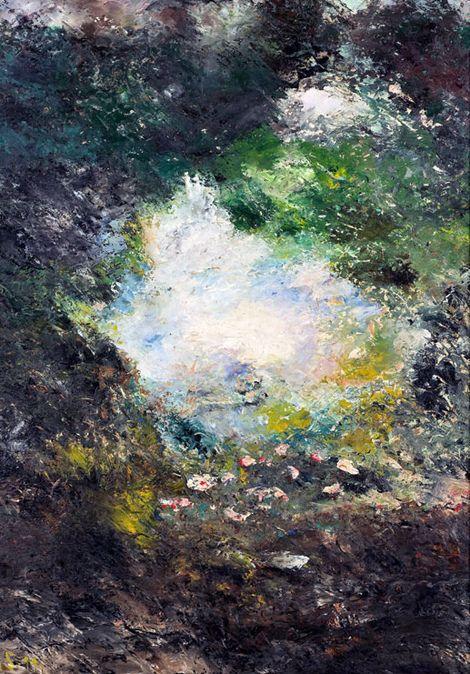 August Strindberg , Wonderland, 1894 on ArtStack #august-strindberg #art