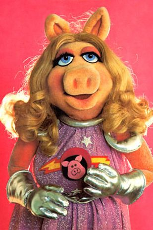 Guest stars on The Muppet Show could request to appear in a scene with their favorite Muppet. Miss Piggy was the most requested. Animal was a close second. | 25 Facts And Tidbits About The Muppets That Might Blow Your Mind