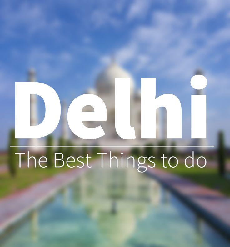 Heading of to #Delhi soon? From the Red Fort to the fantastic street food there is no shortage of culture in this Indian hub. We have put a list of the best things to do in India's capital.