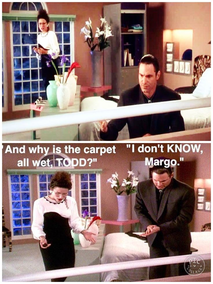 Christmas Vacation 1989 Margo And Why Is The Carpet All Wet Todd Todd I Don T Know