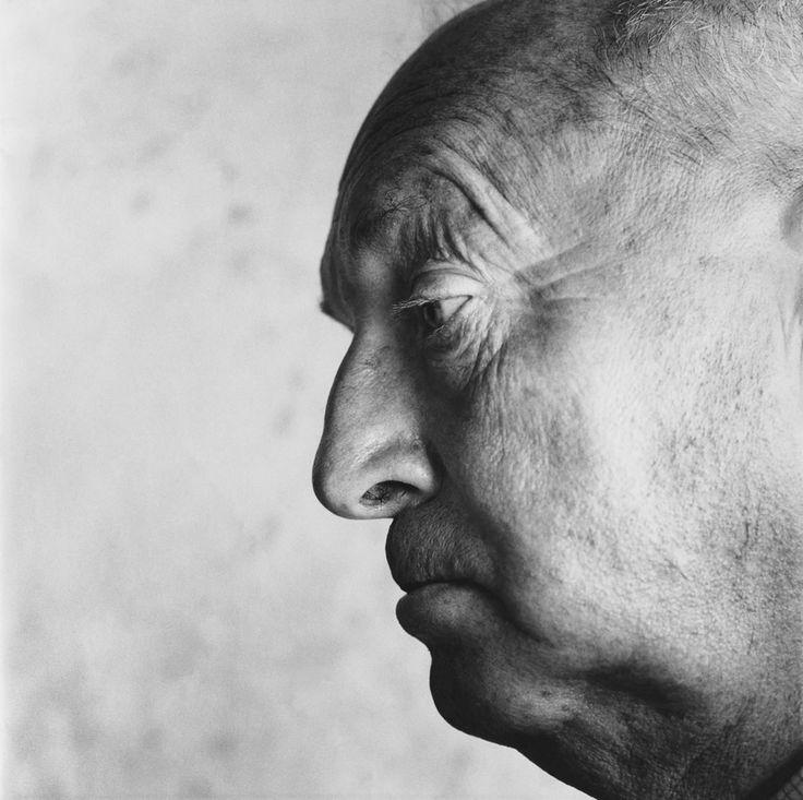 Vladimir Nabokov. Photograph: Irving Penn