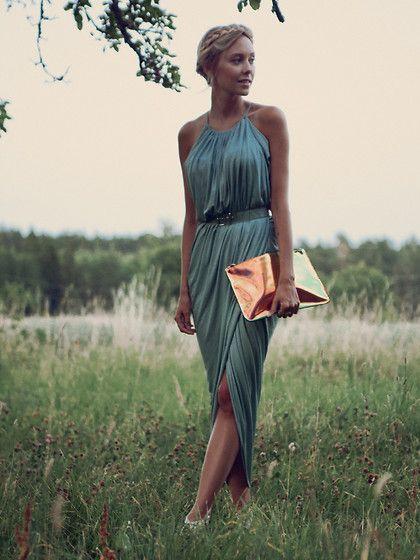 vestido fluidas