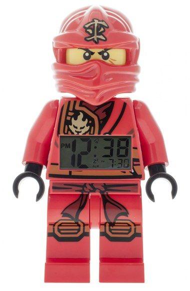 LEGO 'Ninjago - Jungle Kai' Alarm Clock