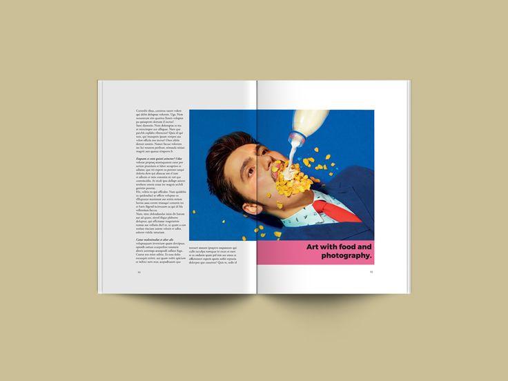 Taco, revista de gastronomía internacional 4. https://www.domestika.org/es/projects/285064-taco-revista-de-gastronomia-internacional