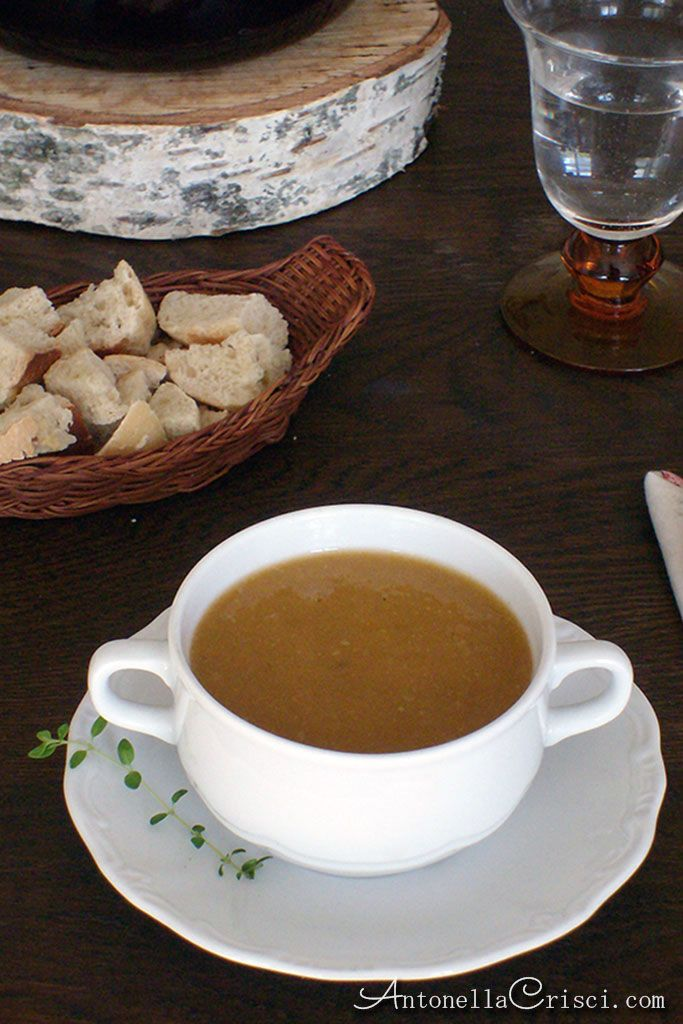 Passato  di verdure – A vegetable soup to warm your heart - MEMORIES AND RECIPES OF AN ITALIAN WOMAN IN SWEDEN