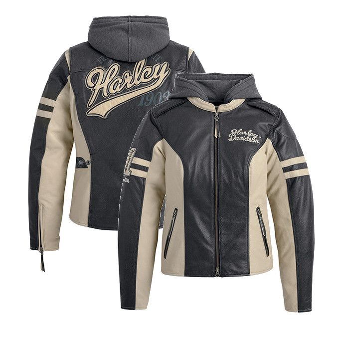 42 best harley davidson riding jackets images on pinterest