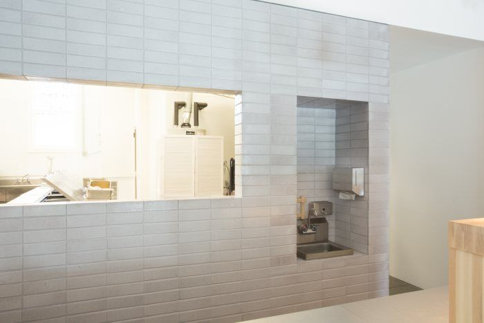 Glazed Kitchen Tile : Best images about fireclay tile glazed thin brick on