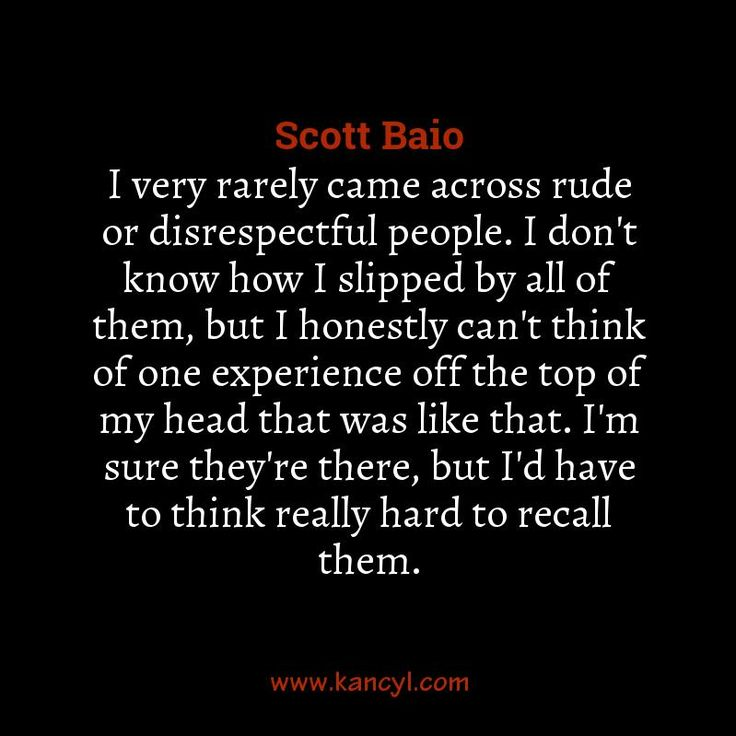 """""""I very rarely came across rude or disrespectful people. I don't know how I slipped by all of them, but I honestly can't think of one experience off the top of my head that was like that. I'm sure they're there, but I'd have to think really hard to recall them."""", Scott Baio"""